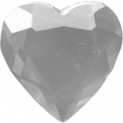 Spookalicious- Element Templates- Heart Gem