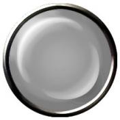 Brad Set #2- Med Circle- Chrome