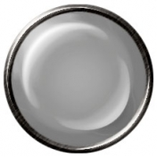 Brad Set #2- Med Circle- Pewter