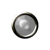 Brad Set #2- Small Circle- Chrome