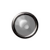 Brad Set #2- Small Circle- Pewter