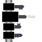 Layout Template 318