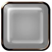 Brad Set #2- Med Square- Brass