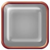 Brad Set #2- Med Square- Copper
