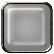 Brad Set #2- Med Square- Pewter