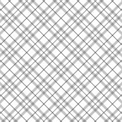 Plaid 41 Paper Template