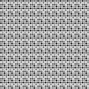 Polka Dots 60 Paper Template