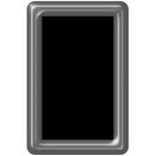 Plastic Frame 2x3