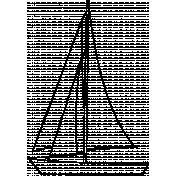 Sailboat Drawing 01