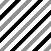 Stripes 119 Paper Template