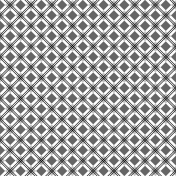Checkered 08 Paper- Large