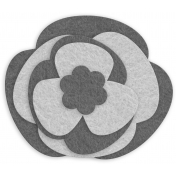 Felt Flower Template - Set 10a
