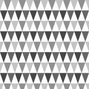 Geometric 33- Paper Template- Large