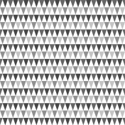 Geometric 33- Paper Template- Med