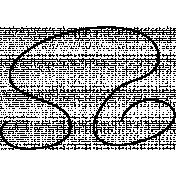 Scribbles Set #3g