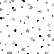 Paper 033- Template- Stars