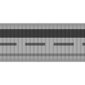 Thin Ribbon Template- Stripes 03