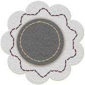 Flower Set 01a- Felt