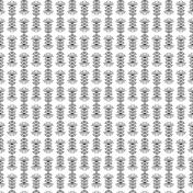 Paper 097 Template- Floral- Med