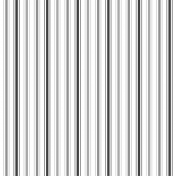 Stripes 41- Paper Template