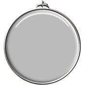 Circle Brad 11- Chrome