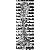 Flower Stamp 6