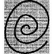Scribbles Set #6- Swirl