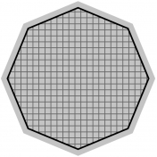 Tag Templates Set #1- Octagon