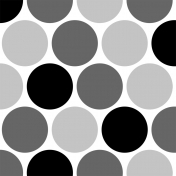 Polka Dots 65- Paper Template
