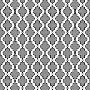 Quatrefoil 07- Paper Template