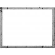 Frame Shape 27- Wood