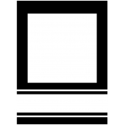 Frame Shape 32- Layered