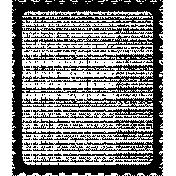 Stamp Frame 005