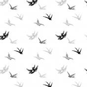 Animals 02 Paper Template- Birds