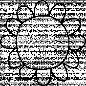 Flower Shape 002