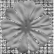 Silk Flower Template 003