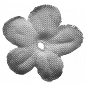Silk Flower Template 006