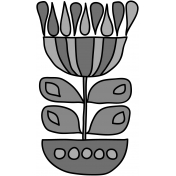 Flower Shape from Paper 126