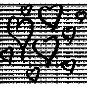 Crayon A- Hearts
