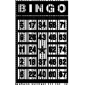 Bingo Template 01