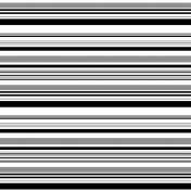 Stripes 120 Paper Template