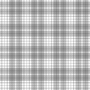 Paper 201- Plaid Template