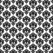 Paper 210- Damask Overlay