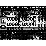 Woof Stamp