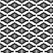 Paper 200- Geometric Template- Large