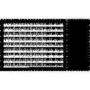 Stamp Frame 020
