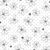 Paper 223- Floral Template