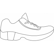 Move Illustration- Shoe