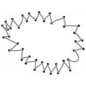 Stitching 035- Circle Zig-Zag