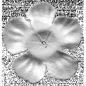 Flower 017 Template